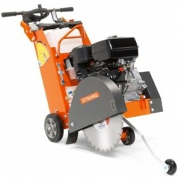 Masina de taiat asfalt TS450 STRONG, motor Honda GX390, 13CP, greutate 128kg, disc 450mm, adancime taiere 170mm