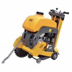 Masina de taiat beton RZ202 NTC, motor Honda GX390, 13CP, greutate 116kg, disc 500mm, adancime taiere 205mm