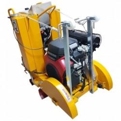 Taietor beton FLOOR10 BARIKELL, Honda GX690, 27CP, greutate 220kg, disc 450mm, adancime taiere 170mm, Hidraulica