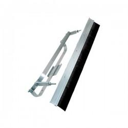 Perie abraziva si suport pentru gletiera BULLFLOAT, 1200x200mm