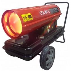Tun de caldura cu ardere directa D20RT CALORE cu termostat electronic , putere 20kW, debit aer 588mcb/h, motorina, 230V