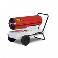 Tun de caldura cu ardere directa D30T CALORE, putere 30kW, debit aer 735mcb/h, combustibil motorina, 230V