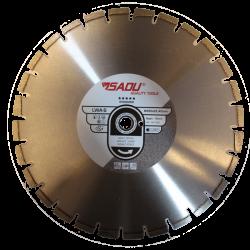 Disc diamantat LWA-S 450/25.4mm SADU, asfalt