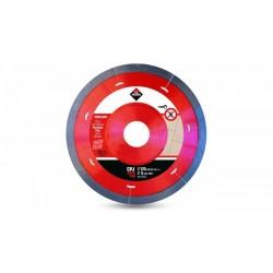 Disc diamantat CPJ 125 SUPERPRO RUBI, 125/22.2mm, gresie/faianta portelanata dura