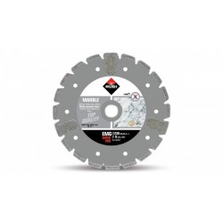 Disc diamantat EMG 230 SUPERPRORUBI, 230/22.2mm, marmura, piatra vanata