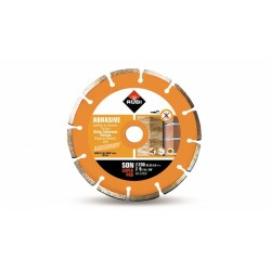 Disc diamantat SON 230 SUPERPRO RUBI, 230/22.2mm, caramida, piatra, calcar, marmura