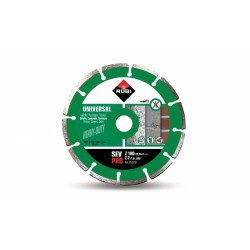 Disc diamantat SEV 180 PRO RUBI, 180/22.2mm, caramida, beton