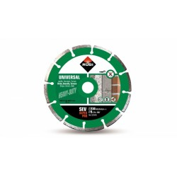 Disc diamantat SEV 230 SUPERPRO RUBI, 230/22.2mm, caramida, beton