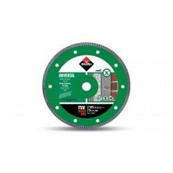 Disc diamantat TSV 125 PRO RUBI, 125/22.2mm, caramida, beton, terazzo