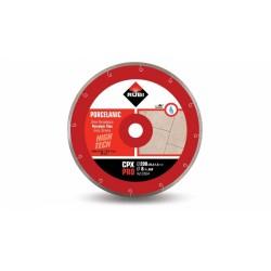 Disc diamantat CPX 200 PRO RUBI, 200/25.4mm, gresie/faianta portelanata