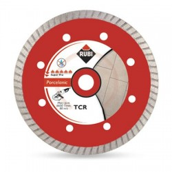 Disc diamantat TCR 125 SUPERPRO, 125/22.2mm, gresie portelanata