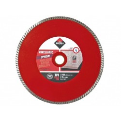 Disc diamantat TPI 230 SUPERPRO RUBI, 230/25.4mm, gresie portelanata