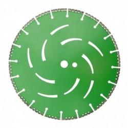 Disc diamantat ALL CUT 230/25.4mm DR.SCHULZE, universal