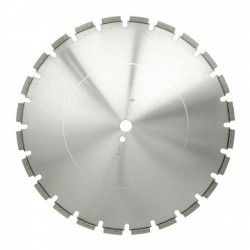 Disc diamantat BLS-10 600/60mm DR.SCHULZE, beton vechi