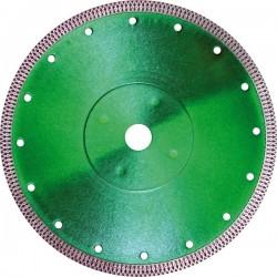 Disc diamantat ULTRA CERAM 250/25.4mm DR.SCHULZE, gresie portelanata
