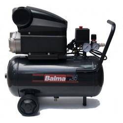 Compresor de aer MS 20/24 BALMA, debit aer aspirat 222l/min, putere motor 1.5kW, alimentare 230V