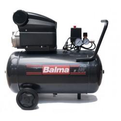 Compresor de aer MS 20/50 BALMA, debit aer aspirat 222l/min, putere motor 1.5kW, alimentare 230V