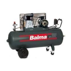 Compresor de aer NS19S-200 CT4 BALMA, debit aer aspirat 486l/min, putere motor 3kW, alimentare 400V