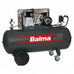 Compresor de aer NS19S-270 CT4 BALMA, debit aer aspirat 486l/min, putere motor 3kW, alimentare 400V