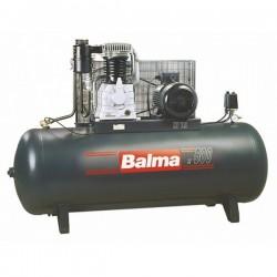 Compresor de aer NS39-500 FT 7.5 BALMA, debit are aspirat 827l/min, putere motor 5kW, alimentare 400V