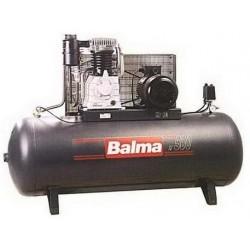 Compresor de aer NS59S-500 FT10 BALMA, debit aer aspirat 1210l/min, putere motor 7.5kW, alimentare 400V