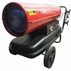 Tun de caldura cu ardere directa D70T CALORE, putere 70kW, debit aer 1300mcb/h, combustibil motorina, 230V
