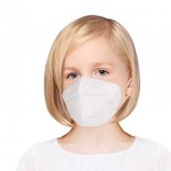 Set 5 buc. Masca respiratoare PENTRU COPII,antivirus,clasa KN95/N95 (FFP2),4 straturi FPP2,set 5 buc,LIVRARE RAPIDA DIN STOC!