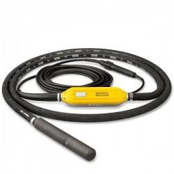 Vibrator de inalta frecventa Wacker IEC45, diametru cap vibrare 45mm, tensiune alimentare 220V