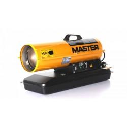 Tun de caldura cu ardere directa B35CEL MASTER, putere 10kW, debit aer 280mcb/h, motorina, 230V