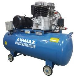 Compresor de aer XYB-2090B, Airmax, debit aer aspirat 800 l/min, putere motor 4kW, alimentare 400V