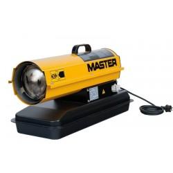 Tun de caldura cu ardere directa B35CED MASTER, putere 10kW, debit aer 280mcb/h, motorina, 230V