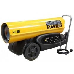 Tun de caldura cu ardere directa B180 MASTER, putere 48kW, debit aer 1550mcb/h, motorina, 230V