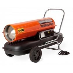Tun de caldura cu ardere directa REM22 CEL REMINGTON,  putere 29kW,  debit aer 800mcb/h,  combustibil motorina,  230V