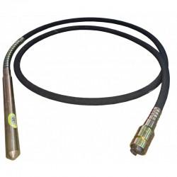 Ax transmisie MVS50x6m STRONG cu diametru cap 50mm,  lungime 6m si sistem de cuplare DYNAPAC