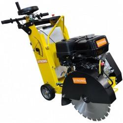 Masina de taiat beton/asfalt TF450-4U STRONG,  motor Honda GX390, 13CP,  greutate 105kg,  disc 450mm,  adancime taiere 170mm