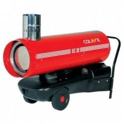 Tun de caldura cu ardere indirecta EC32 CALORE, putere 34,1kW, debit aer 1370mcb/h, motorina, 230V