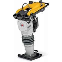 Mai compactor Wacker-Neuson BS 60-2 Plus,  motor in 2 timpi,  putere motor 2.4CP,  greutate 66kg