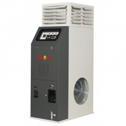 Generator caldura fix pe motorina,  F40 CALORE,  putere 34, 8kW,  tensiune 230V,  debit aer 2700mcb/h