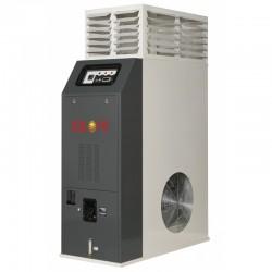 Generator caldura fix pe motorina,  F100 CALORE,  putere 100, 5kW,  tensiune 230V,  debit aer 7800mcb/h