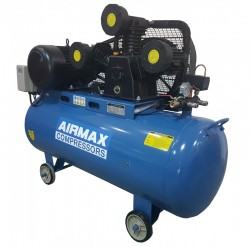 Compresor de aer XYB3080C AIRMAX,  debit aer aspirat 900 l/min,  capacitate butelie 200 L,  presiune 8bar,  400V