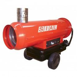 Tun de caldura cu ardere indirecta MIR 55 SIAL,  putere 55kW,  debit aer 2500mcb/h,  motorina,  230V
