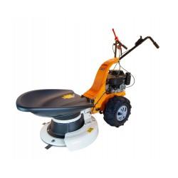 Motocositoare rotativa O-Mac M150 (13x6.00-6) motor Loncin  7CP,  latime taiere 57 cm,  5580-03366
