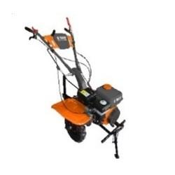 Motocultor O-Mac MC80,  cu roti de cauciuc,  plug si rarita,  putere motor 8 CP,  latime de lucru 90 cm,  UMC70B19B4TOM/0040