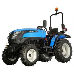 Tractor agricol SOLIS 20 4WD (6x12/8.3x20),  putere motor 20 CP,  5580-03429