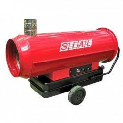 Tun de caldura cu ardere indirecta MIR85 SIAL, putere 85kW, debit aer 4500mcb/h, motorina, 230V