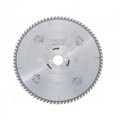 Panza circular MULTI-CUT HW/CT 216/30,  60 dinti,  FZ/TZ 5'neg,  METABO,  628083000