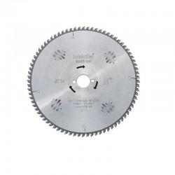 Panza circular MULTI-CUT HW/CT 254/30,  80 dinti,  FZ/TZ 5'neg,  METABO,  628223000