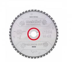 Panza circular Professional Cut HW/CT 315/30,  84 dinti,  WZ 5'neg,  METABO,  628064000