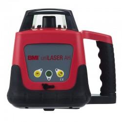 Nivela laser rotativa orizontala uniLASER AH BMI,  diametru de lucru 300m,  precizie ±3mm/30m
