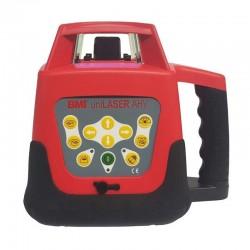 Nivela laser rotativa orizontala si verticala uniLASER AHV BMI,  diametru de lucru 300m,  precizie ±3mm/30m